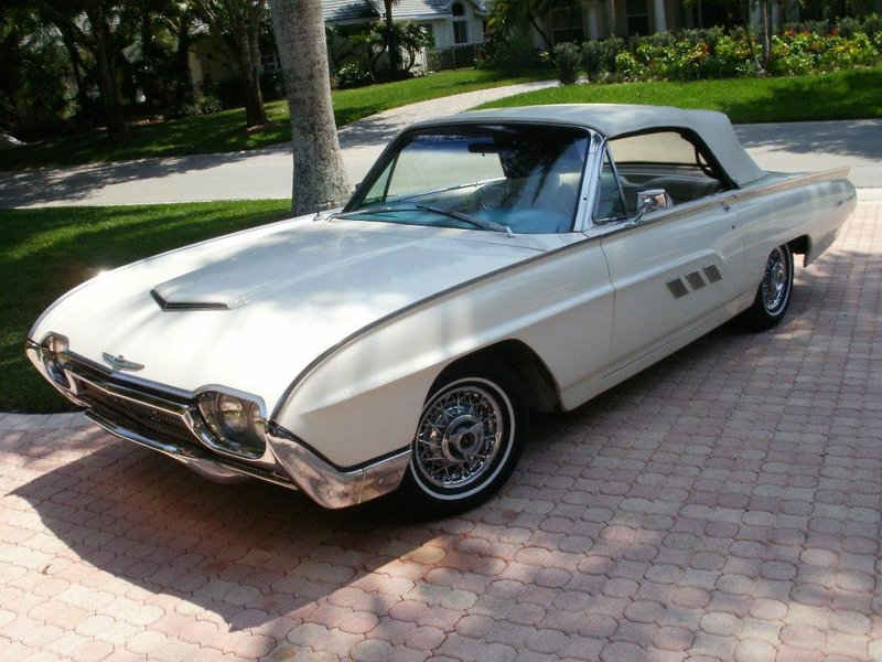 Car Auctions In Maryland >> 1963 Ford Thunderbird Convertible For Sale in Potomac, Maryland | Old Car Online