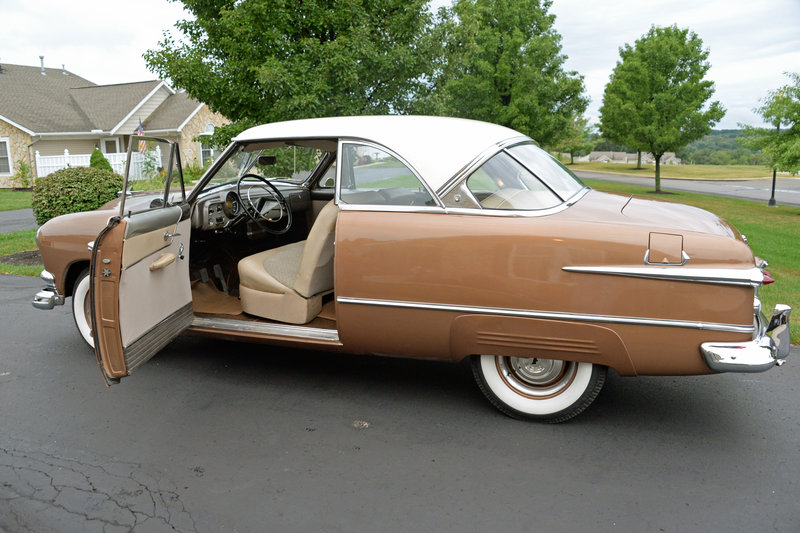 1951 Ford Crown Victoria For Sale In Wooster Ohio Old