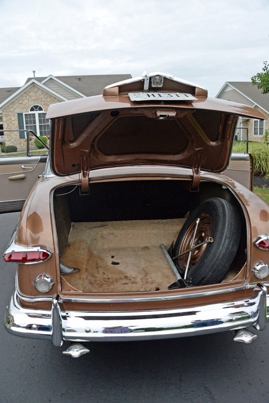 1951 ford crown victoria for sale in wooster ohio old car online. Black Bedroom Furniture Sets. Home Design Ideas