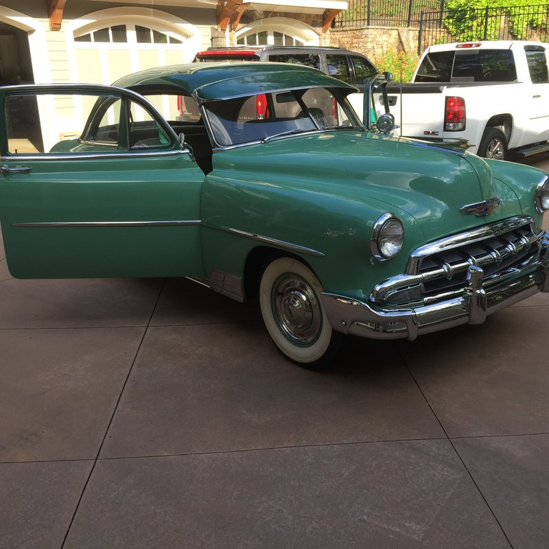 1952 Chevrolet DeLuxe For Sale in Canton, Georgia   Old Car Online