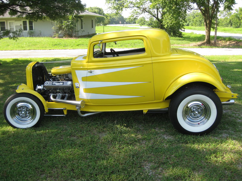 1932 ford 3 window coupe for sale in nevada missouri
