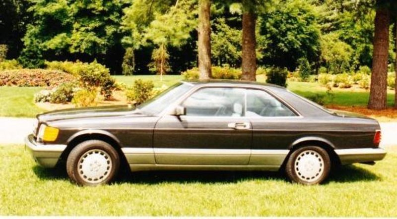1986 mercedes benz 560sec for sale in southwick for Mercedes benz 560sec for sale