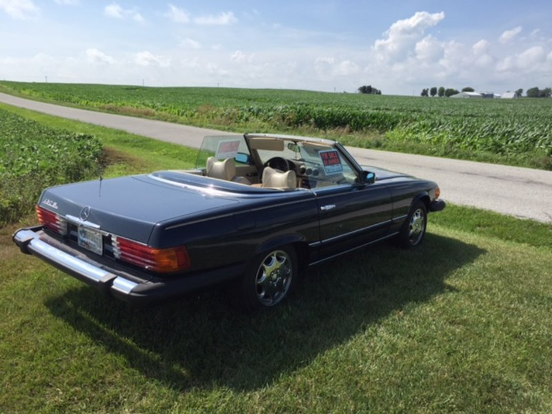1979 mercedes benz 450sl for sale in rushville indiana for 1979 mercedes benz 450sl for sale