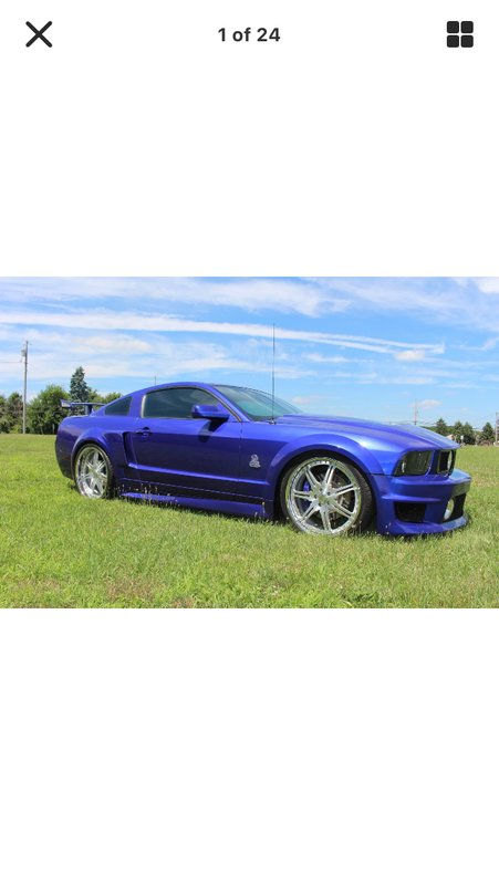 2005 ford west coast custom mustang shelby gt for sale in yardville new jersey old car online. Black Bedroom Furniture Sets. Home Design Ideas