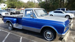 1967 Chevrolet C10 Stepside Long bed