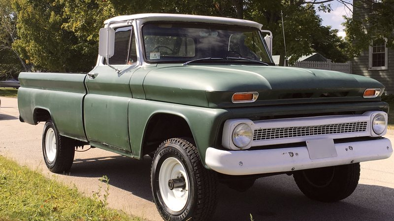 Gm 2 4l Dohc Engine furthermore This Solid Axle 4x4 1985 Chevy Van Is The Ultimate Off Road Adventure Rig in addition Pinzgauer Craigslist also Ford Brings 2018 F 150 Power Stroke Diesel To Detroit Auto Show besides Opel Antara. on old gmc terrain