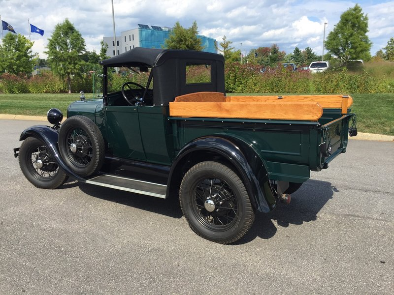 1928 ford model a roadster pickup for sale in portsmouth new hampshire old car online. Black Bedroom Furniture Sets. Home Design Ideas