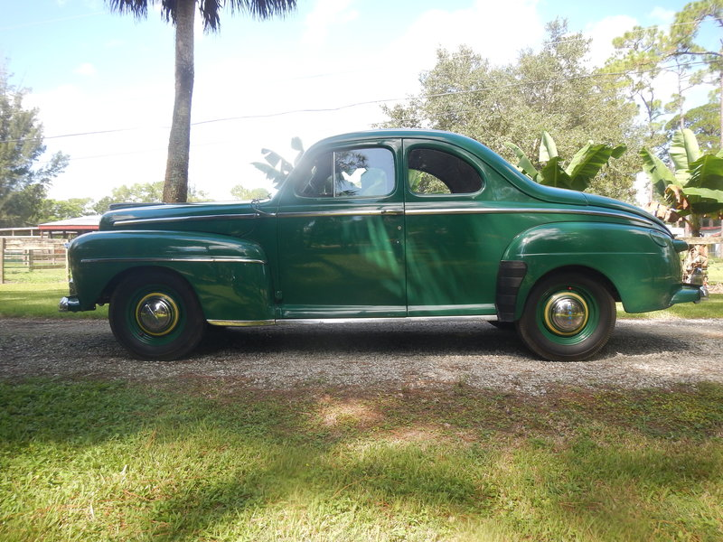 1948 ford business coupe for sale in locahatchee florida old car online. Black Bedroom Furniture Sets. Home Design Ideas