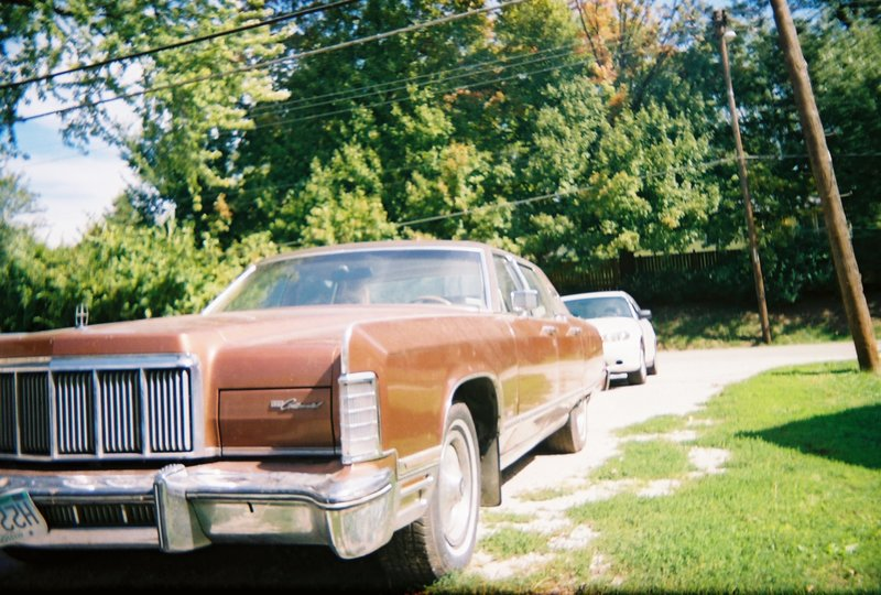 1975 lincoln continental town car for sale in kansas city missouri old car online. Black Bedroom Furniture Sets. Home Design Ideas