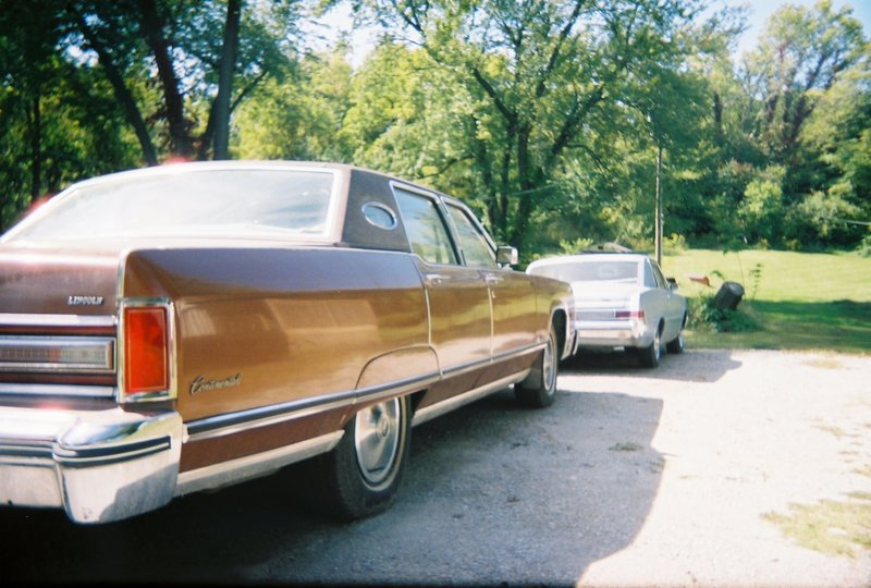 Automobile Insurance Online >> 1975 Lincoln Continental Town Car For Sale in Kansas city ...