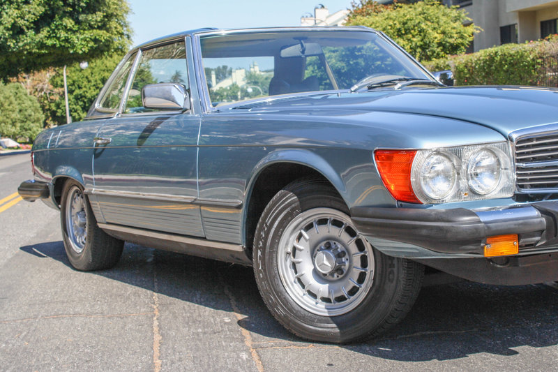 1978 Mercedes Benz 450sl For Sale In Beverly Hills