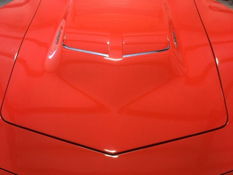 1969 Chevrolet Corvette Stingray L-68 427 Tri-Power