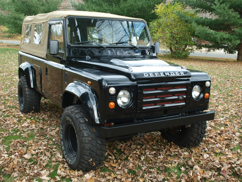 1980 Land Rover Defender For Sale In Cleveland Ohio