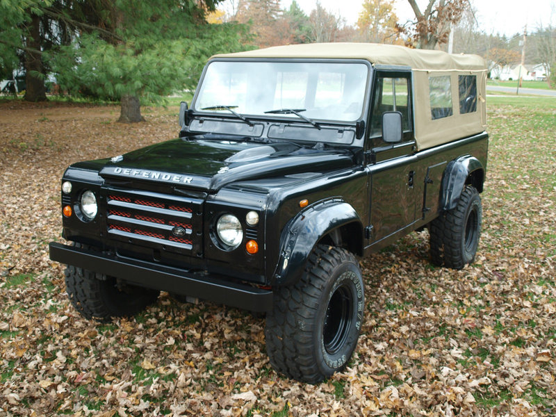 1980 land rover defender for sale in cleveland ohio. Black Bedroom Furniture Sets. Home Design Ideas