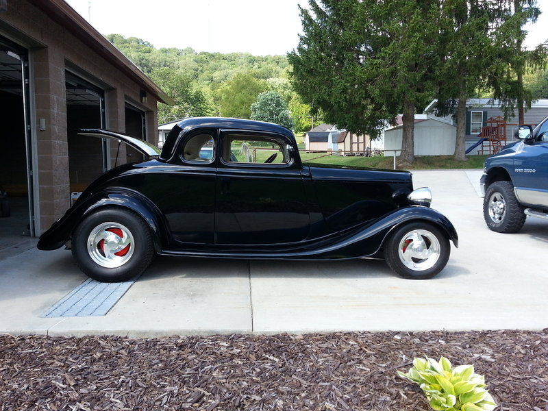 1933 ford 5 window coupe for sale in stonewood west for 1933 ford 5 window coupe