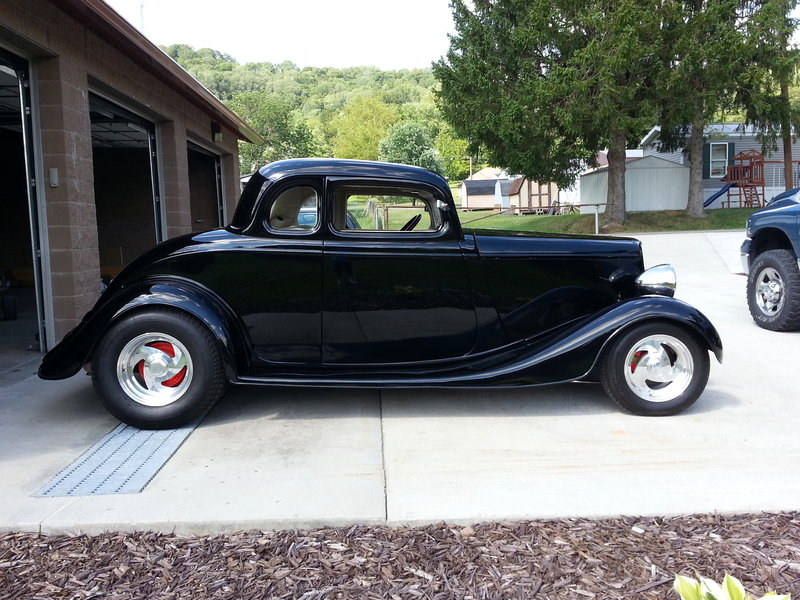 Chevy Dealers In Va >> 1933 Ford 5 Window Coupe For Sale in Stonewood, West ...