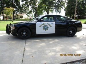 2007 Dodge Charger CHP Cruiser