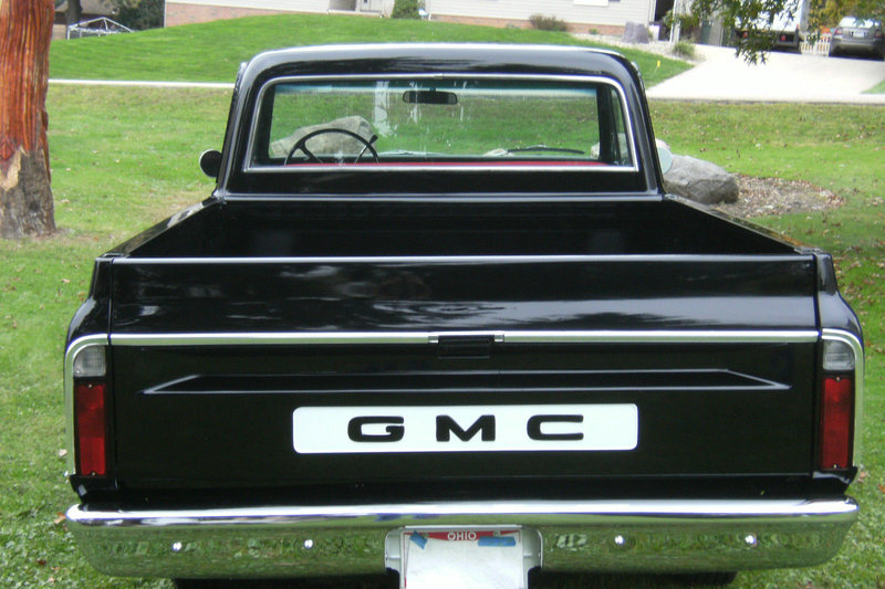 Gmc Dealers In Arkansas >> 1968 GMC C10 1500 SHORT BED SWB For Sale in Forrest city, Arkansas | Old Car Online