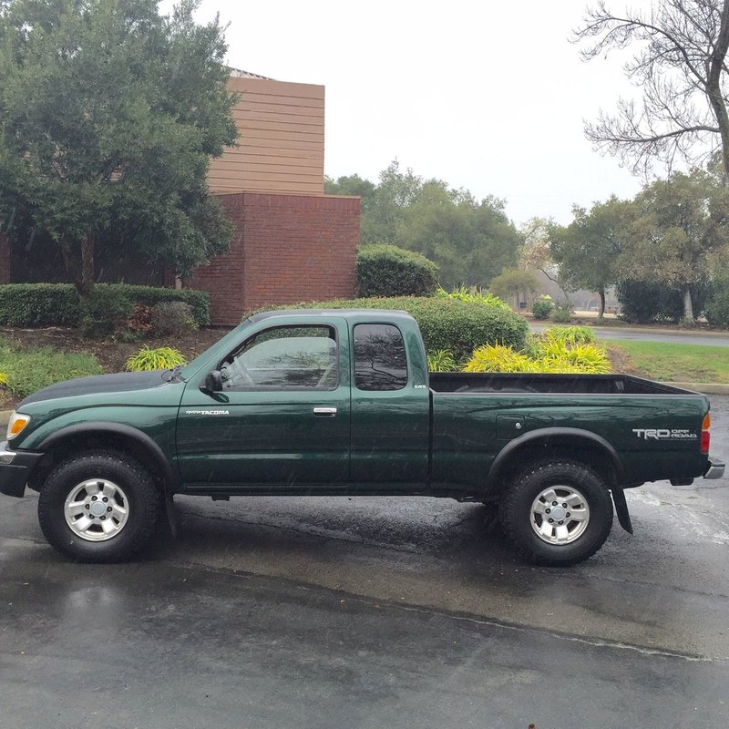 1999 Toyota Toyota Tacoma TRD 4x4 For Sale In Los Angeles