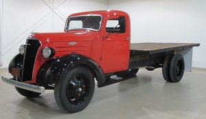 1937 Chevrolet Chevrolet Flatbed delivery