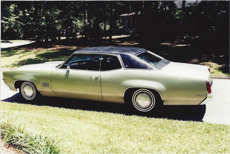 1969 Oldsmobile Delta 88 Royale For Sale in Tallahassee, Florida | Old Car Online