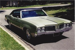 1969 Oldsmobile Delta 88 Royale
