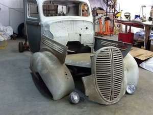 1938 Ford 1938 ford half ton pick up