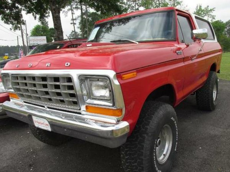 1979 ford bronco for sale in magnolia texas old car online. Cars Review. Best American Auto & Cars Review