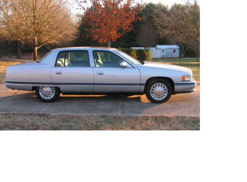 1994 cadillac deville concours for sale in conover north carolina old car online. Black Bedroom Furniture Sets. Home Design Ideas