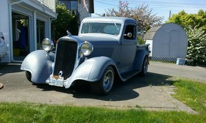 1935 Dodge Dodge Brothers Pickup
