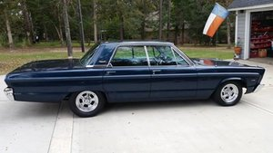 1966 Plymouth Fury VIP