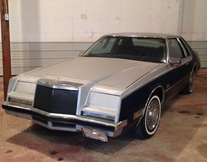1981 Chrysler Imperial For Sale In Naperville Illinois