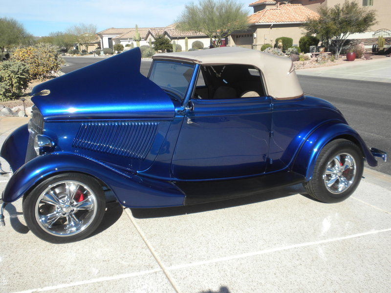 1933 Ford Roadster For Sale In Scottsdale Arizona Old