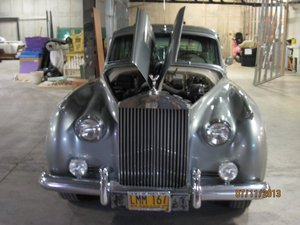 1959 Rolls Royce Silver Cloud 1