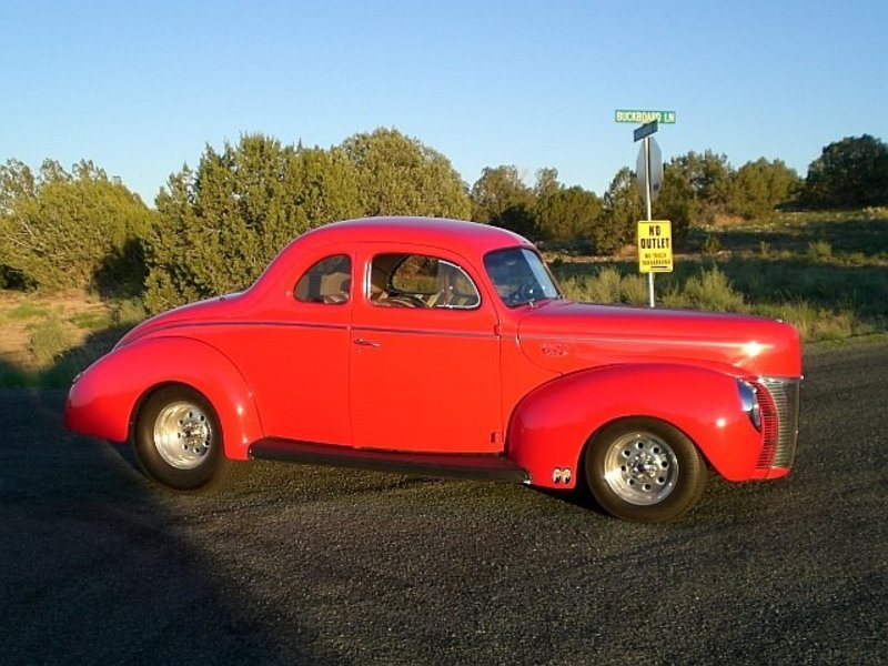 1940 Ford Deluxe Coupe For Sale in Baraboo, Wisconsin   Old Car Online