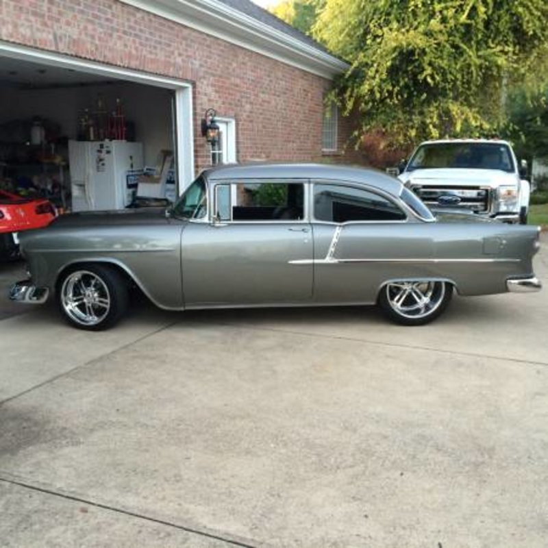 1955 Chevrolet 110 For Sale In Bowling Green, Kentucky