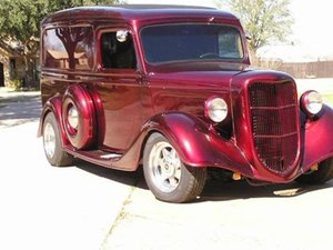1935 Ford Panel Truck