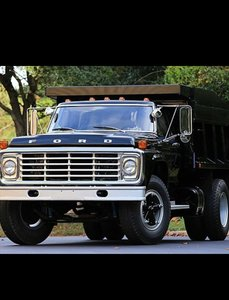 1977 Ford F-750