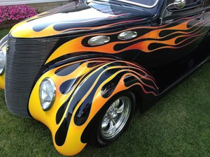 1937 Ford 5-Window