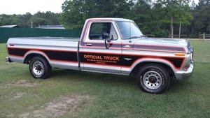 1979 Ford F-150 Indy 500 pace truck