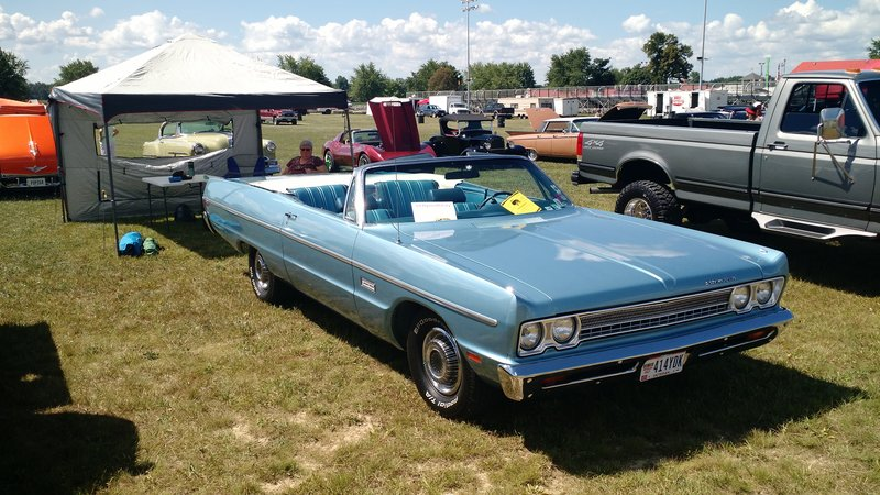 1969 Plymouth Fury III