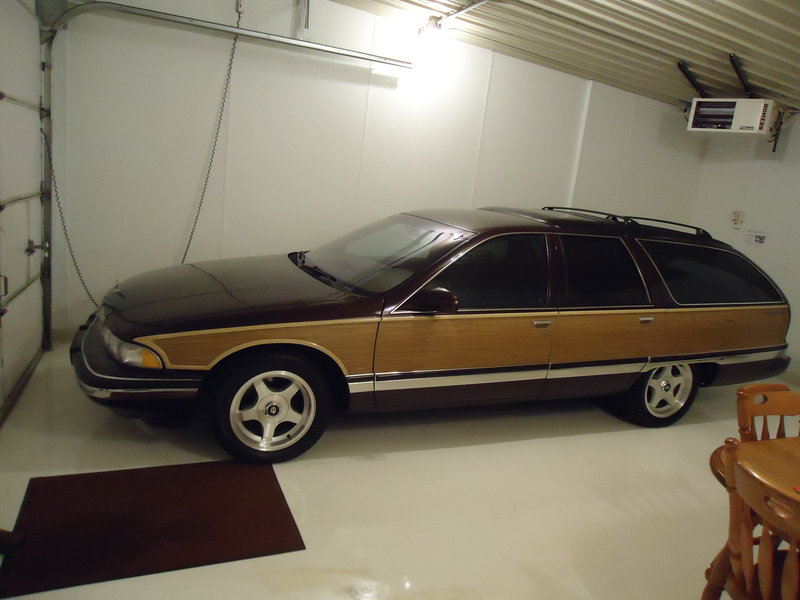 1996 buick roadmaster estate wagon limited collector for sale in rochester minnesota old car. Black Bedroom Furniture Sets. Home Design Ideas