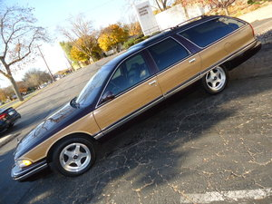 1996 Buick ROADMASTER ESTATE WAGON LIMITED COLLECTOR