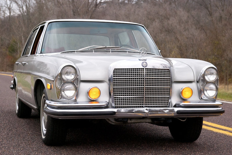 1972 mercedes benz 300sel for sale in springfield missouri old car online. Black Bedroom Furniture Sets. Home Design Ideas