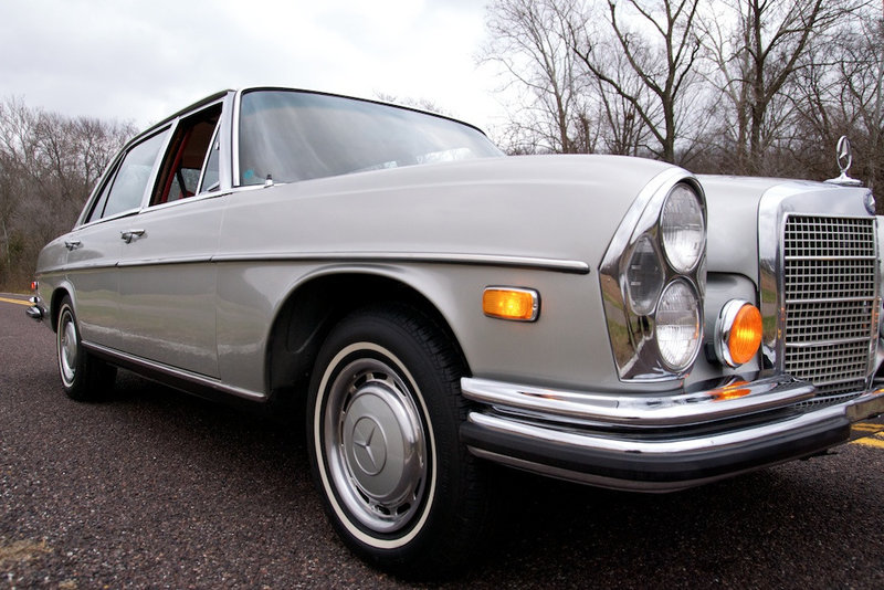 1972 mercedes benz 300sel for sale in springfield for Mercedes benz columbia mo