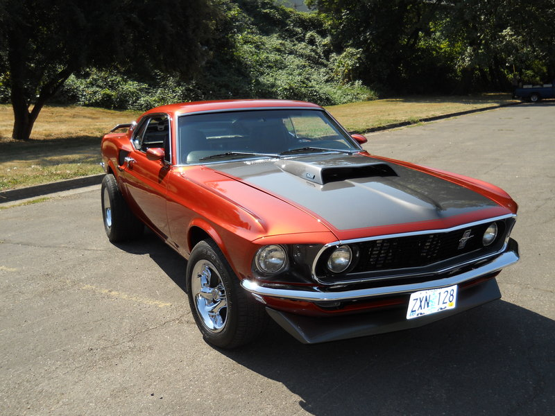 1969 ford mustang fastback for sale in albany oregon. Black Bedroom Furniture Sets. Home Design Ideas