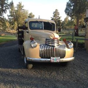 1941 Chevrolet Stake Bed