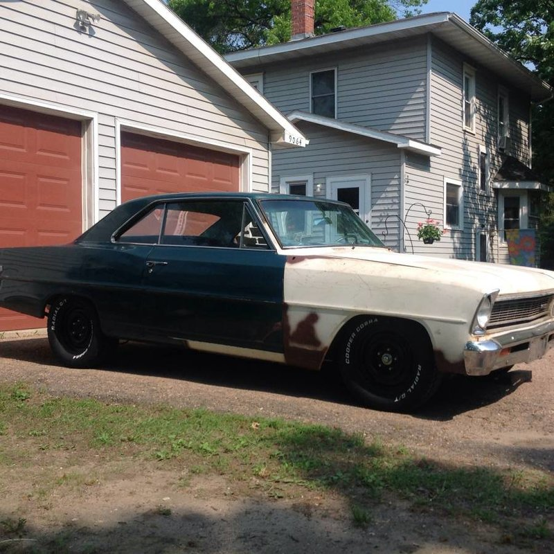 1966 Chevrolet Chevy II / Nova For Sale In Savage