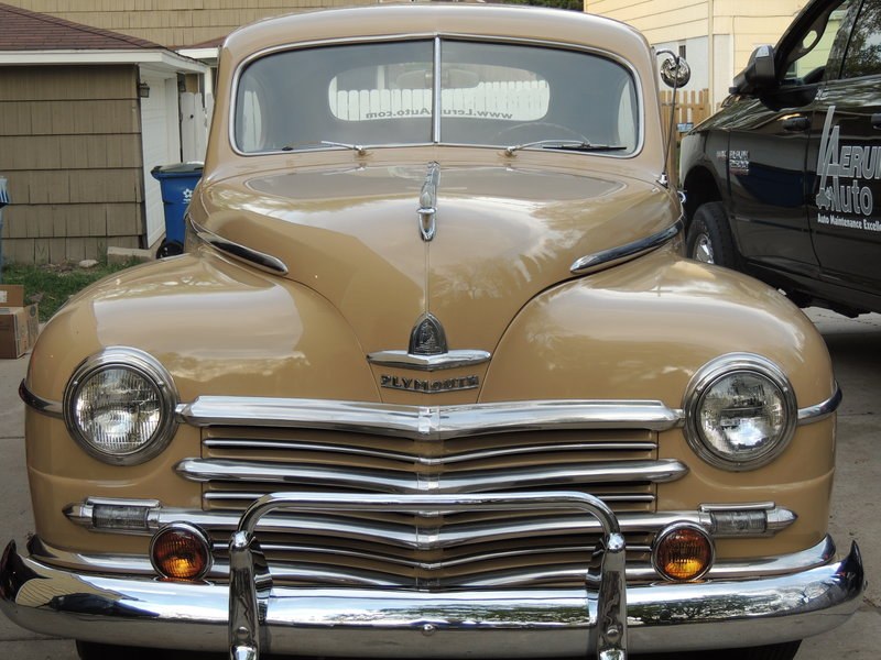1948 plymouth p15 special deluxe for sale in edina. Black Bedroom Furniture Sets. Home Design Ideas