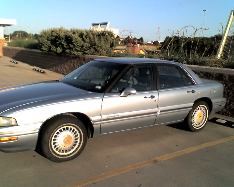 1997 buick lesabre limited for sale in dallas texas old. Black Bedroom Furniture Sets. Home Design Ideas